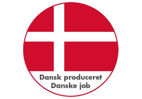 Flora Danica er produceret i Danmark
