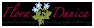 Flora Danica dyner og puder
