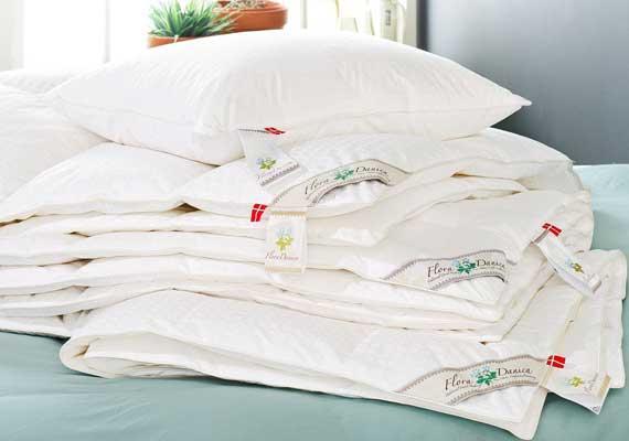 Flora Danica duvets and pillows