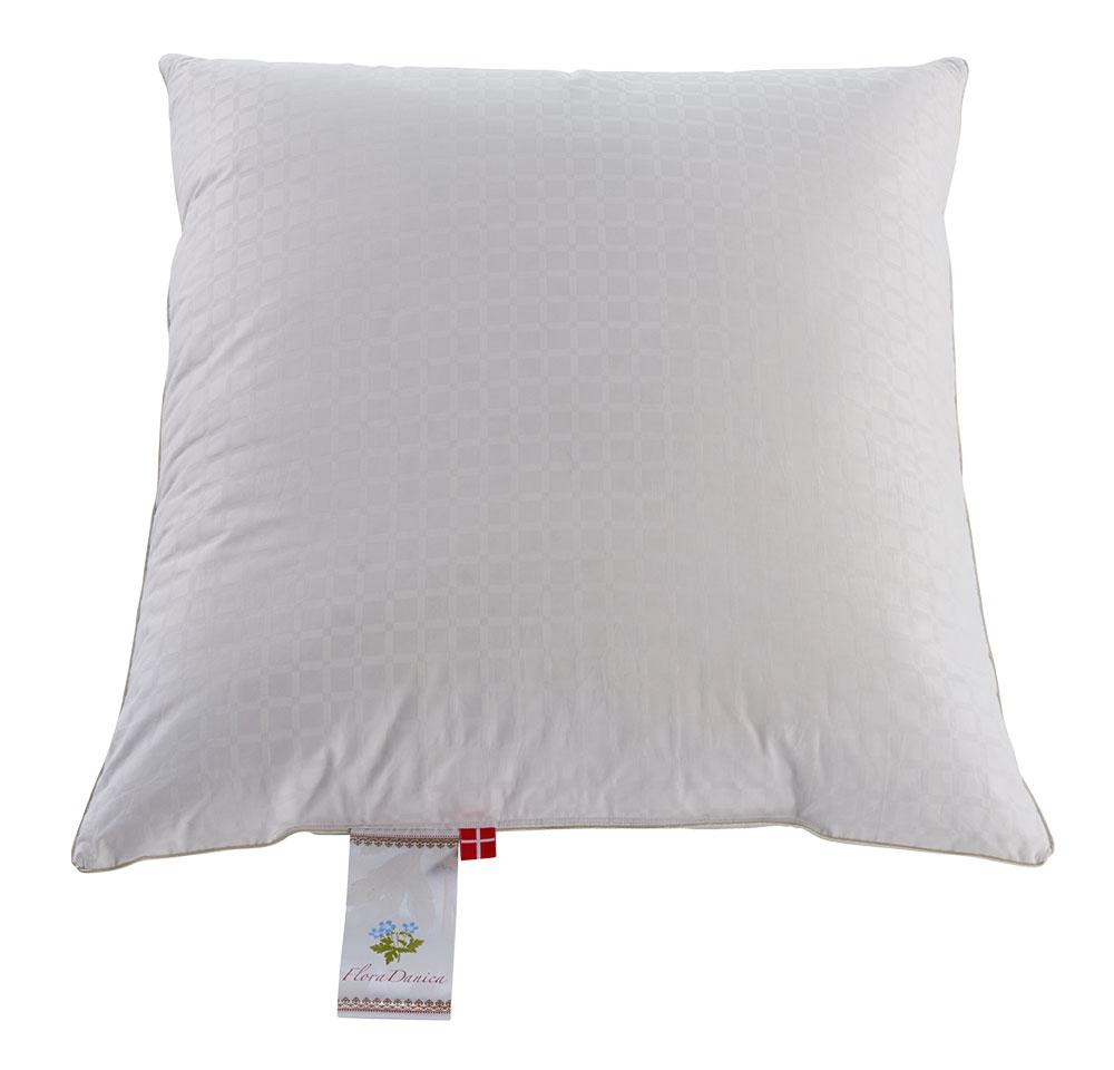 Tidsmæssigt Flora Danica Daisy pillow. Pillow with European muscovy down PW-94