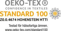 OEKO-TEX STANDARD 100 -Class 1